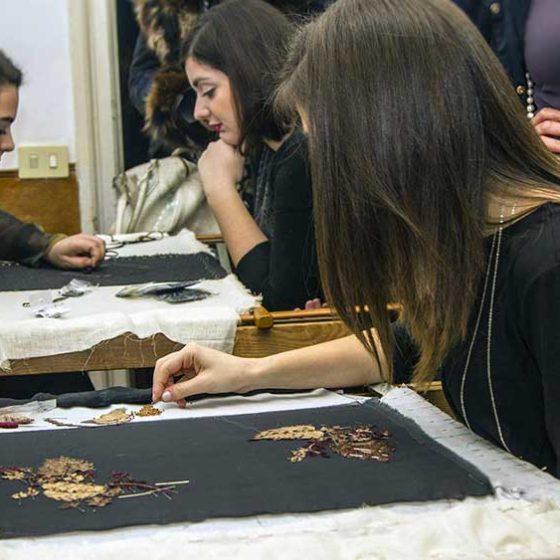 Corso Confezione Alta Moda Accademia Koefia Roma