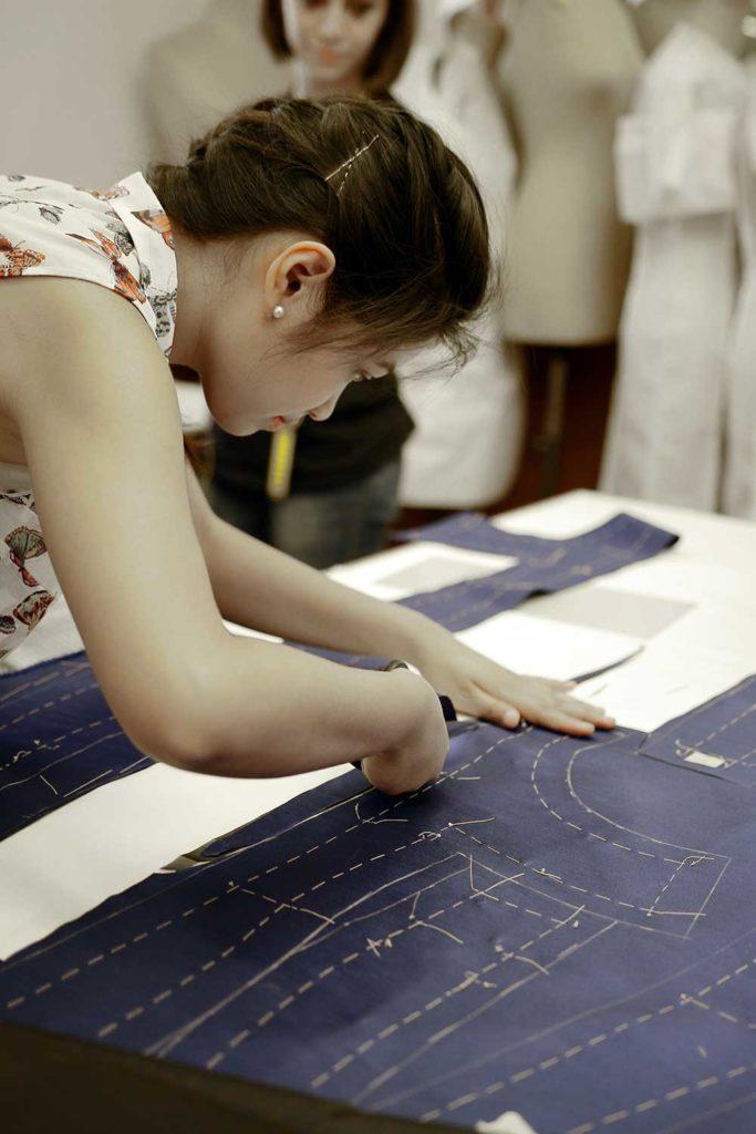 Corso di modellista di Alta Moda Accademia Koefia Roma