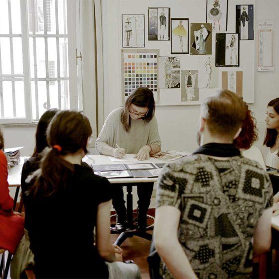 Corso designer Stilista Alta Moda Roma