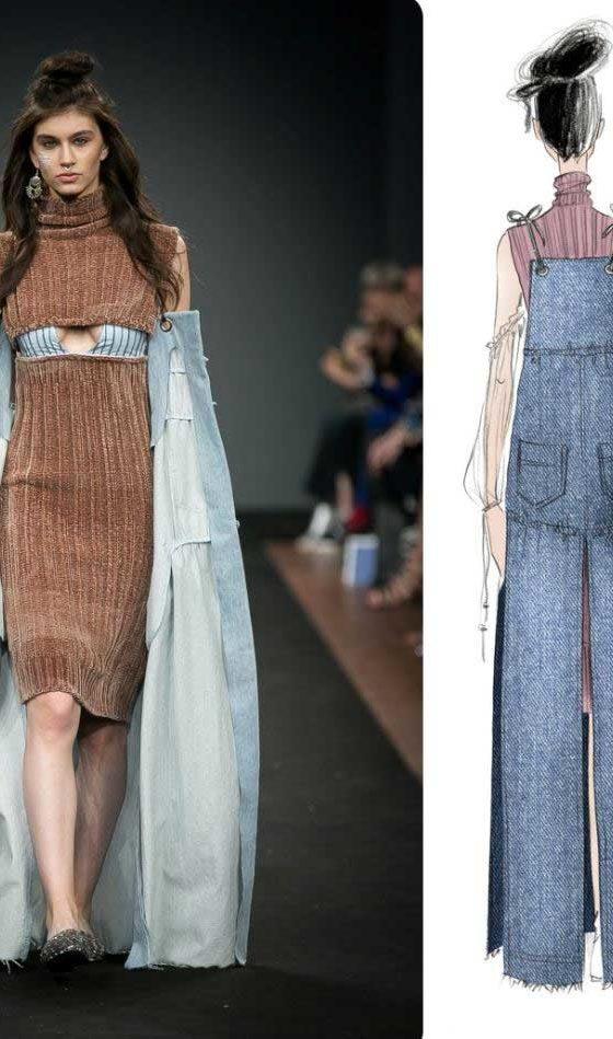 Corso designer Stilista Alata Moda Roma