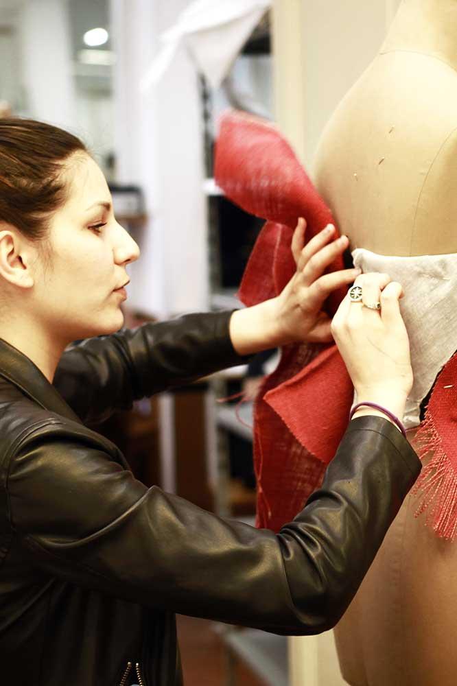 Corso per modellista di Moda Roma