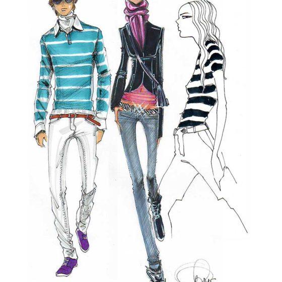 Corso Stilista di Moda Roma