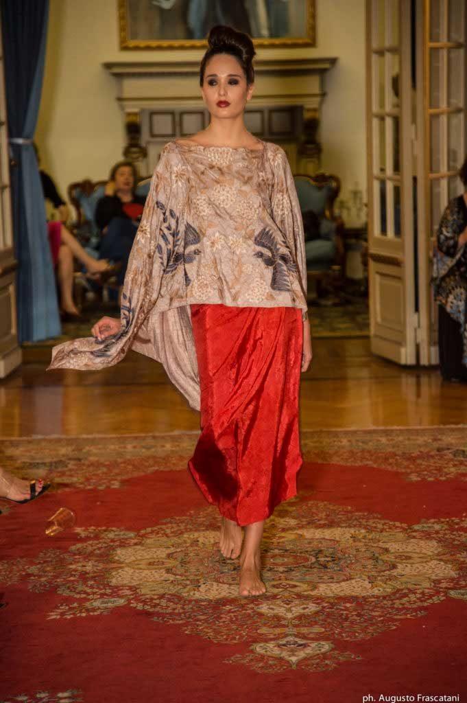 Sfilata Accademia di Moda Koefia Roma